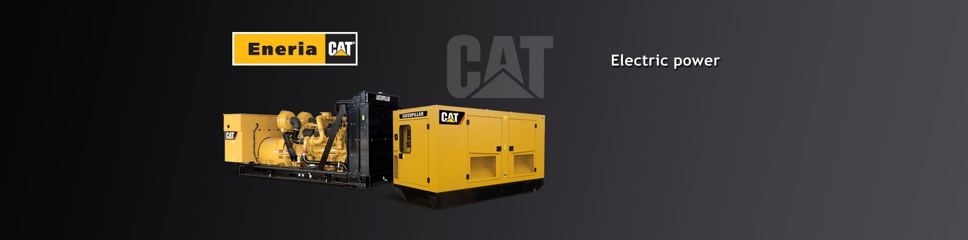 Diesel generator set applications - Eneria Romania
