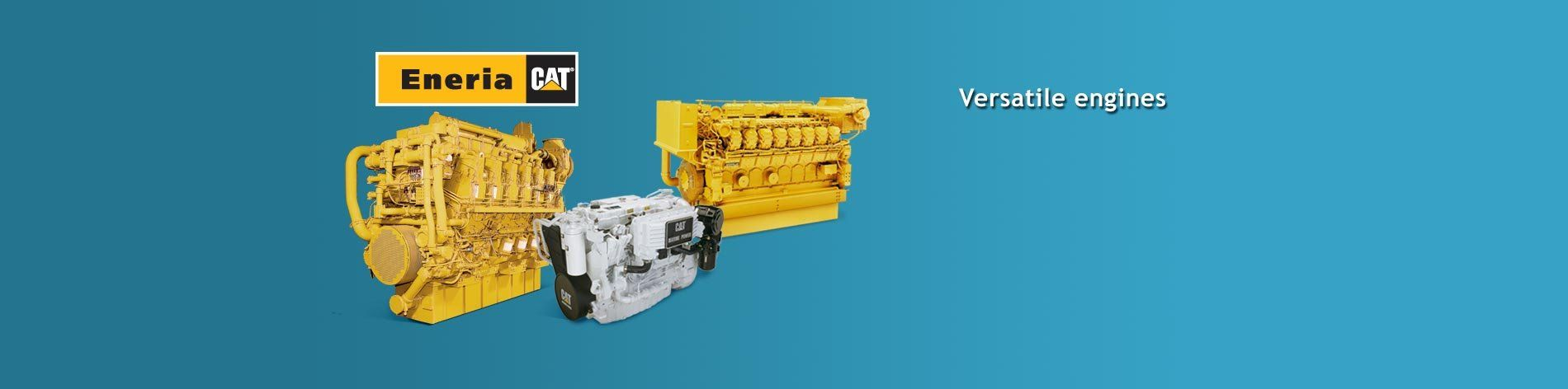 We offer the complete line of marine engines, auxiliary engines, propulsion engines and generator sets.