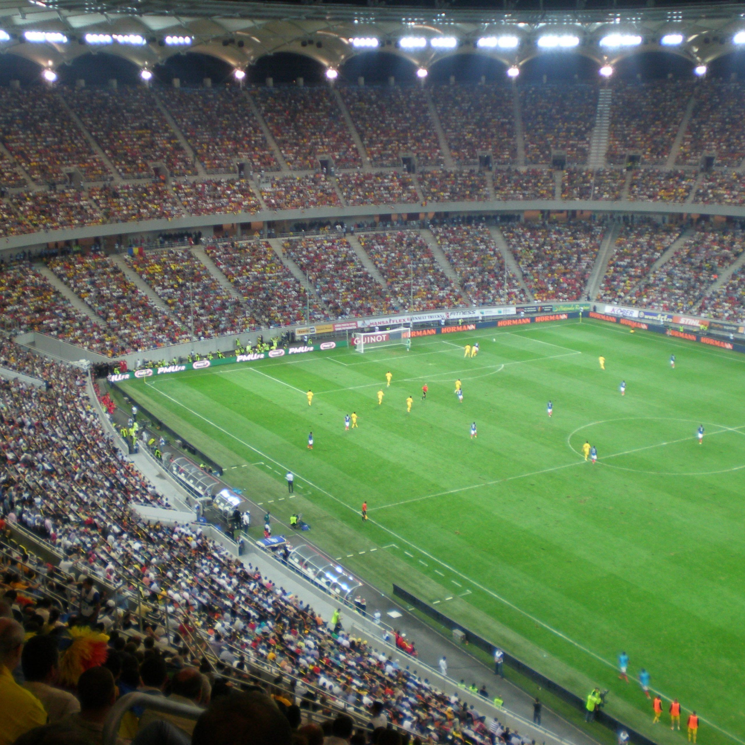 Arena Naţională - 2011