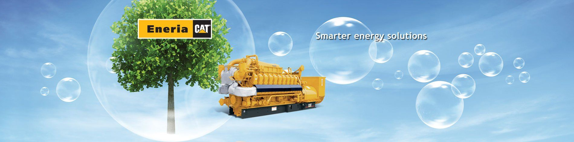 Caterpillar gas and biogas generator sets are suited to a variety of applications. Our testimonials prove it.